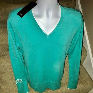 Nwt - Adidas lightweight women's casual sweater